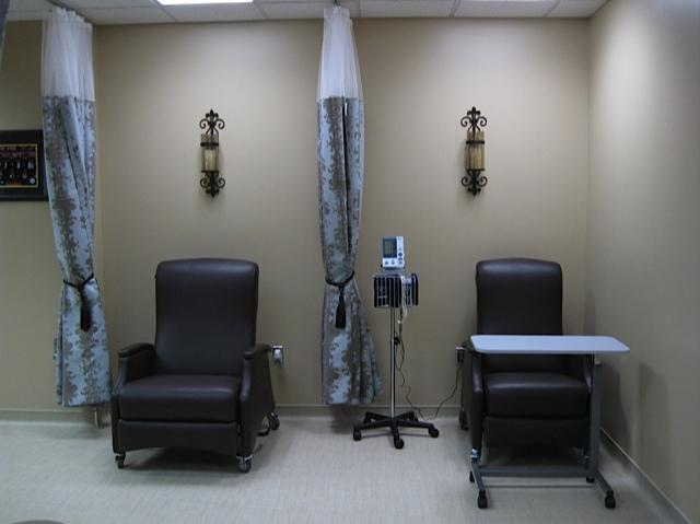 Surgical Sub Waiting Room Virginia iSpine Physicians