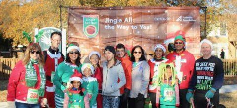 Virginia iSpine Physicians Helps to Raise $58k for Arthritis Foundation during Jingle Bell Run